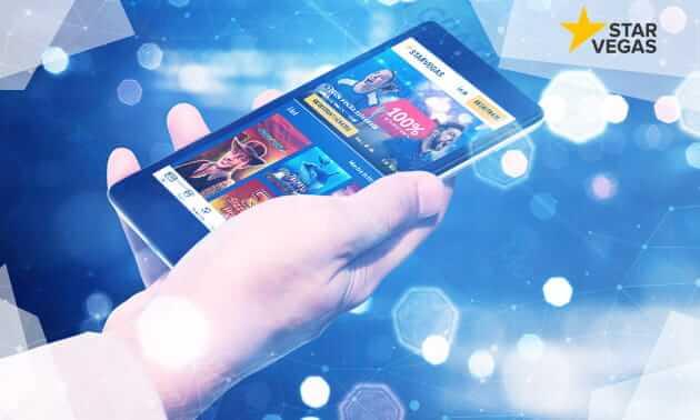app mobile starvegas scommesse