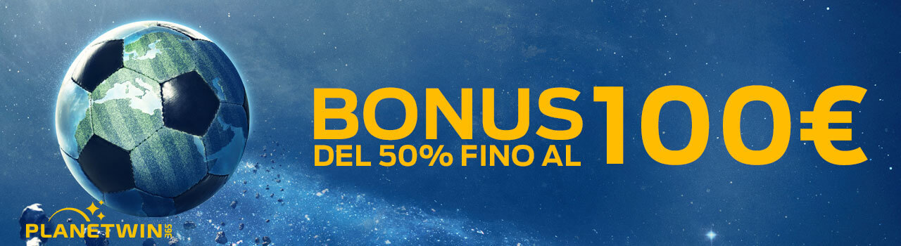 planetwin365 bonus 100 euro