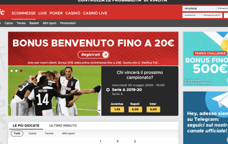 Betclic Screenshot