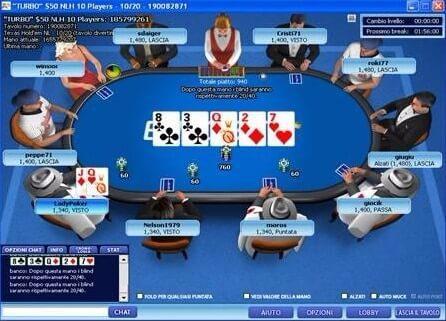Eurobet Poker