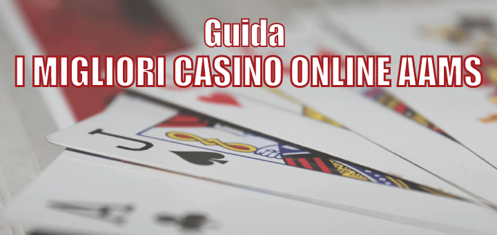 i migliori casino online aams/adm in italia