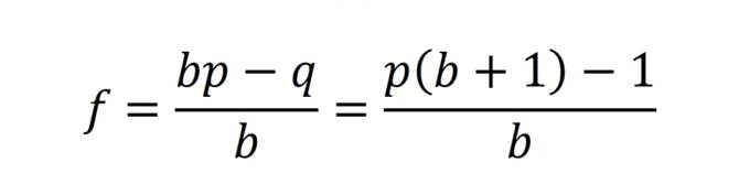 formula strategia kelly