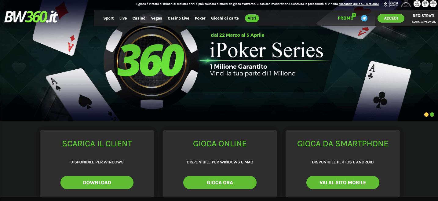bw360 betwin360 poker