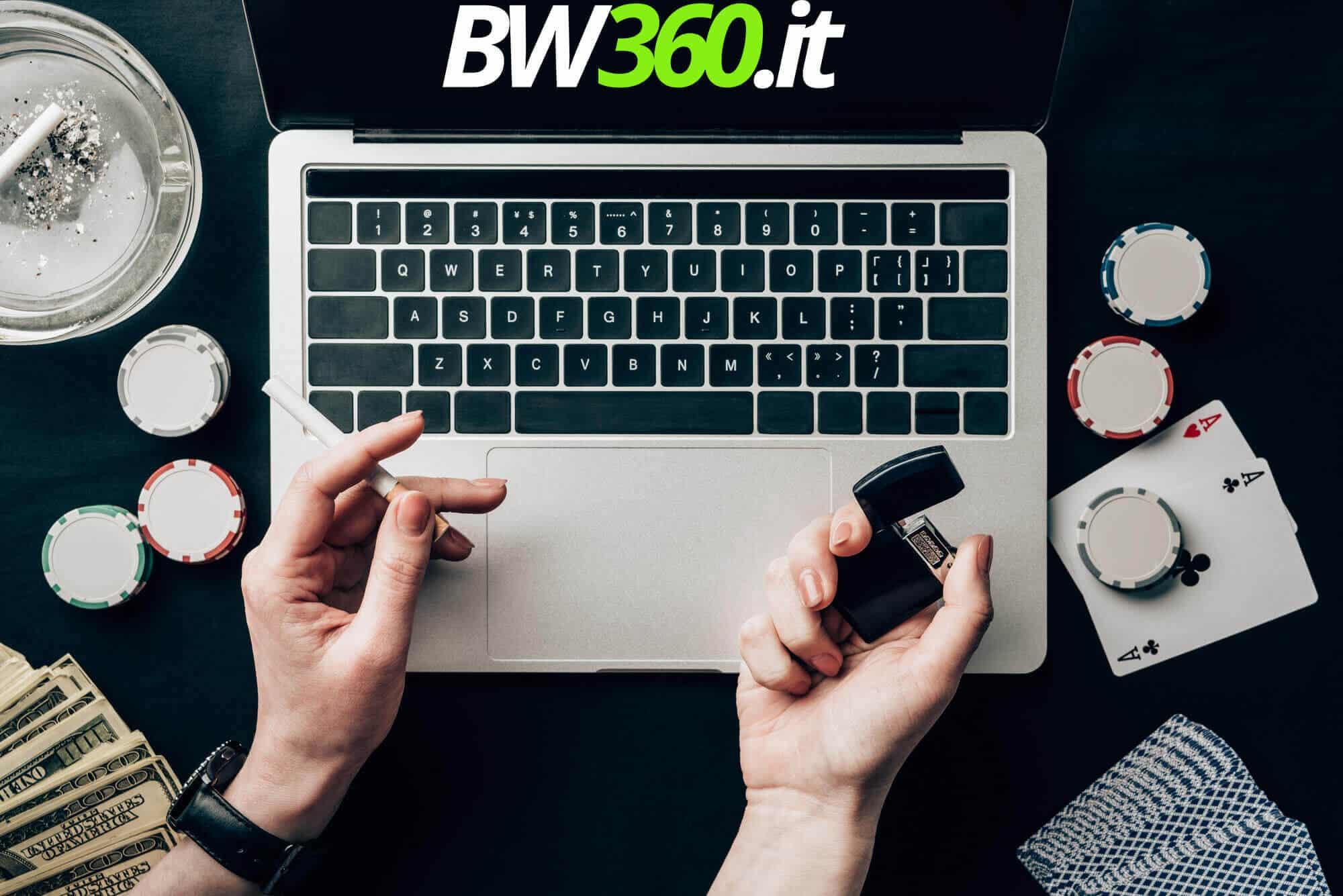 bw360 piattaforma poker