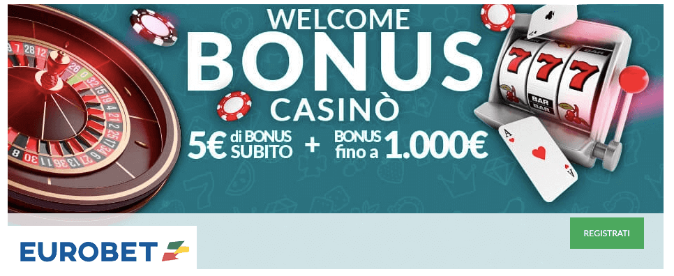 eurobet bonus casino