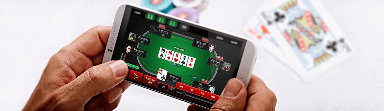 pokerstars mobile app