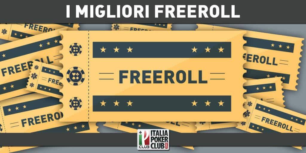 tornei free roll