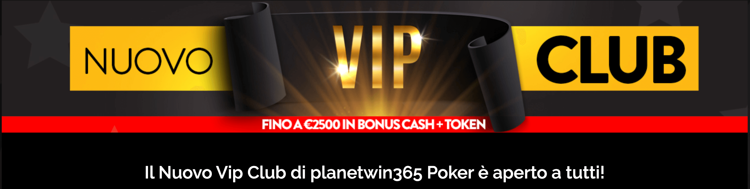 planetwin365 poker vip club