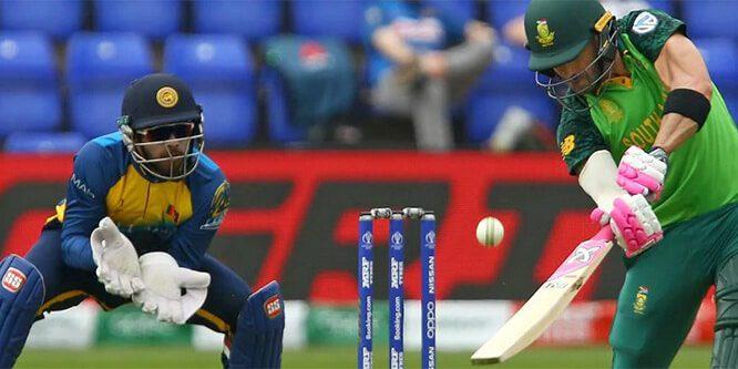 scommettere sul cricket