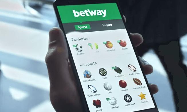 App Betway mobile
