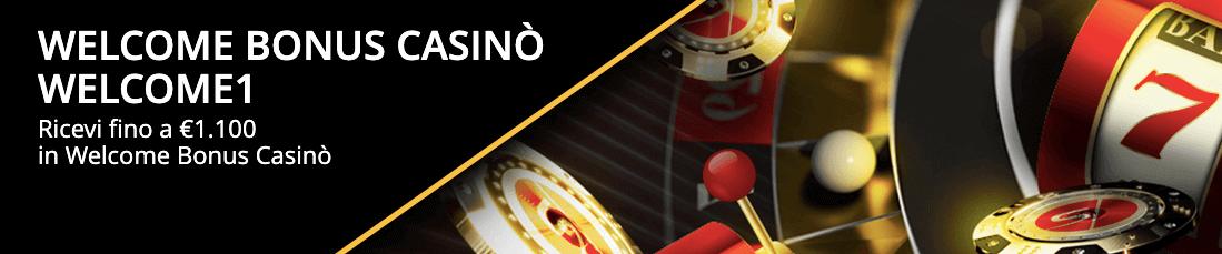 Stanleybet Casino Bonus Benvenuto