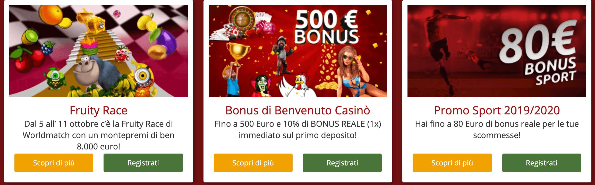 merkurwin casino bonus ottobre