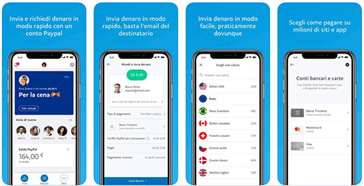 app paypal come funziona