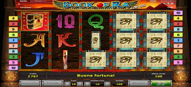 Book Of Ra Cards