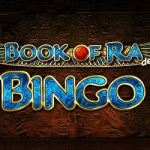 Logo Book of Ra Bingo