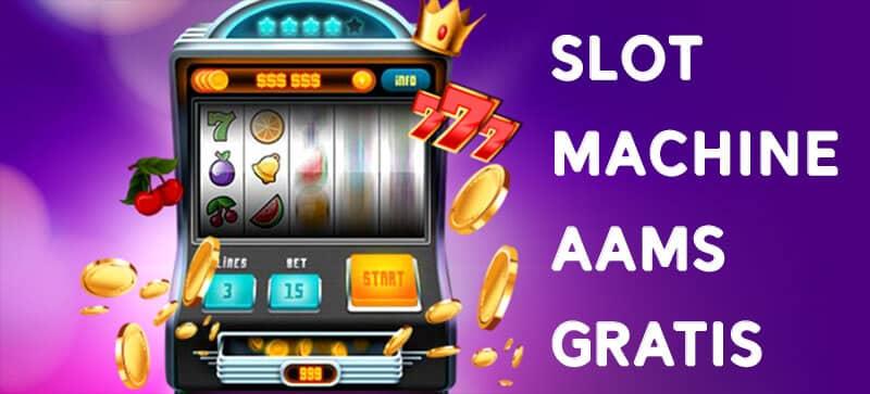 Slot Machine Gratis Senza Registrazione