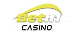 betn1 casino logo