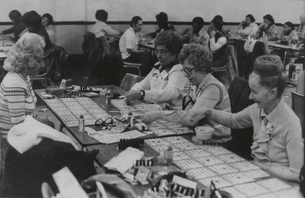 La storia del bingo online