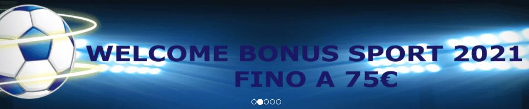 Dobet Bonus Benvenuto